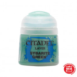 LAYER SYBARITE GREEN CITADEL 22-22