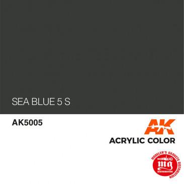 SEA BLUE 5 S AK5005