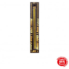 BRASS PIPES 1.8MM 5 UNITS AK9117