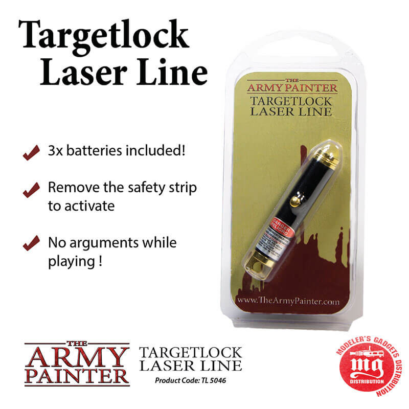 TARGETLOCK LASER LINE THE ARMY PAINTER TL5046