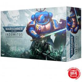 WARHAMMER 40000 INDOMITUS GAMES WORKSHOP 40-01