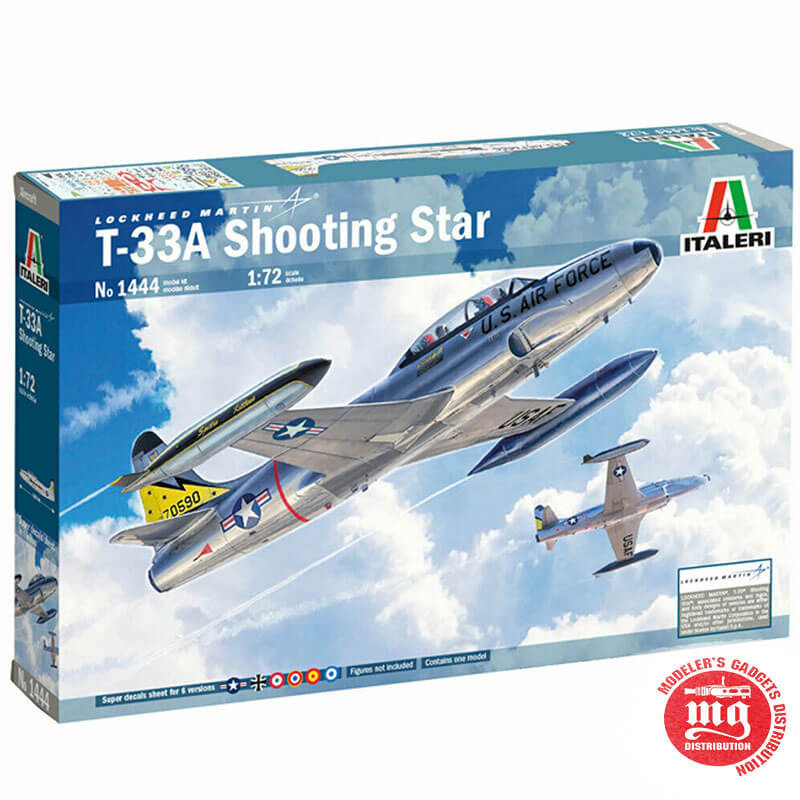 T33A SHOOTING STAR ITALERI 1444