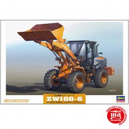 HITACHI WHEEL LOADER ZW100-6 CONSTRUCTION MACHINERY HASEGAWA 66004