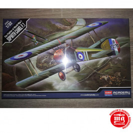 THE FIGHTER OF WORLD WAR I SOPWITH CAMEL F.1 ACADEMY 12109