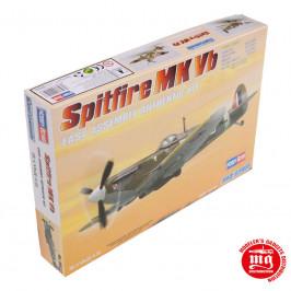 SPITFIRE Mk Vb EASY ASSEMBLY AUTHENTIC KIT HOBBYBOSS 80212