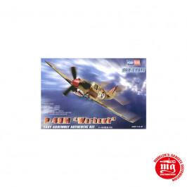 P-40M WARHAWK EASY ASSEMBLY AUTHENTIC KIT HOBBYBOSS 80251