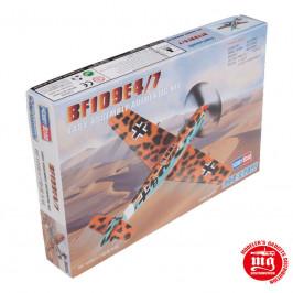 BF109E4/7 EASY ASSEMBLY AUTHENTIC KIT HOBBYBOSS 80254