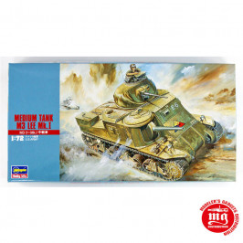 MEDIUM TANK M3 LEE Mk.I US ARMY HASEGAWA 31104