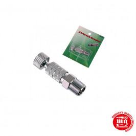 CONECTOR RAPIDO ROSCA G1/8 FENGDA BD-117