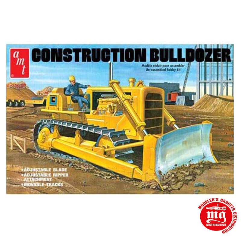 CONSTRUCTION BULLDOZER AMT 1086
