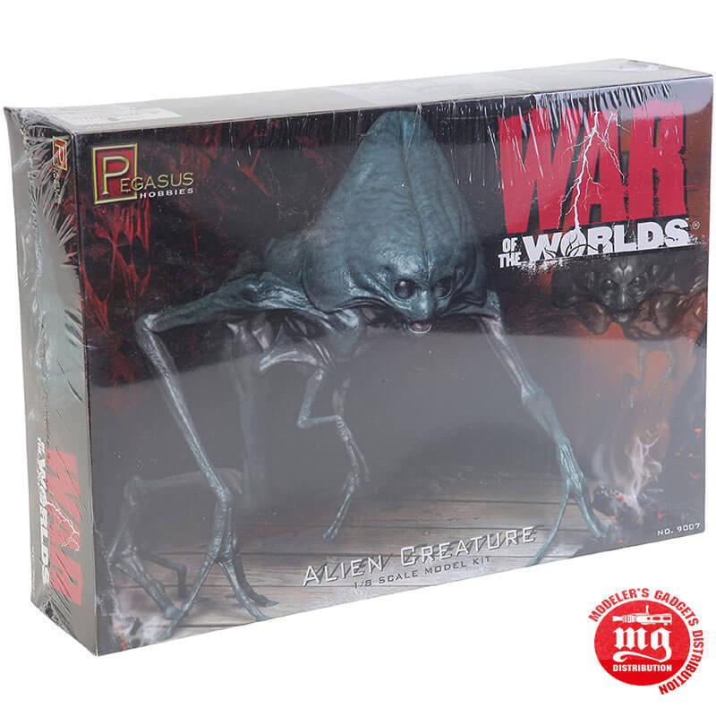 WAR OF THE WORLDS ALIEN CREATURE PEGASUS 9007