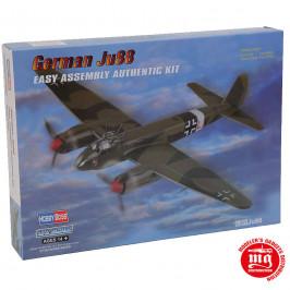 GERMAN Ju88 EASY ASSEMBLY AUTHENTIC KIT HOBBYBOSS 80297