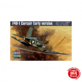 F4U-1 CORSAIR EARLY VERSION HOBBYBOSS 80381