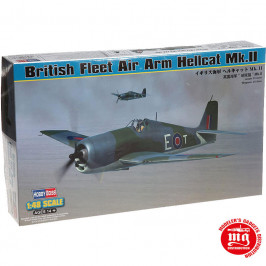BRITISH FLEET AIR ARM HELLCAT Mk.II HOBBYBOSS 80361