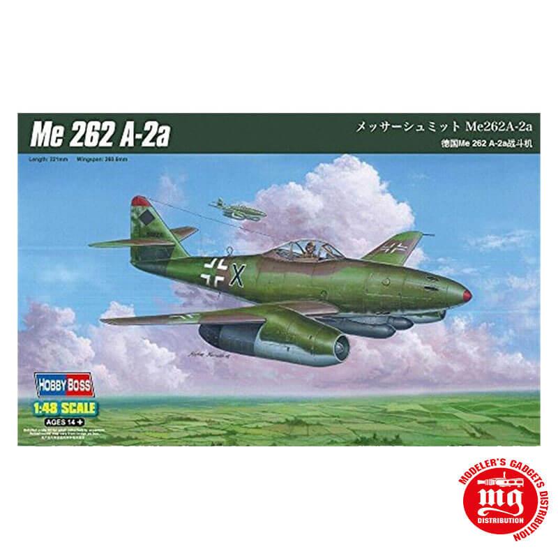 MESSERSCHMITT Me 262 A-2a HOBBYBOSS 80376