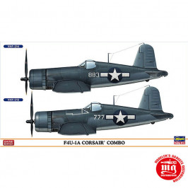 F4U-1A CORSAIR COMBO HASEGAWA 02032