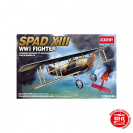 SPAD XIII WWI FIGHTER ACADEMY 12446