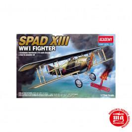 SPAD XIII WWI FIGHTER ACADEMY 12446