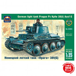 GERMAN LIGHT TANK PRAGUE Pz Kpfw 38t Ausf G ARK 35003