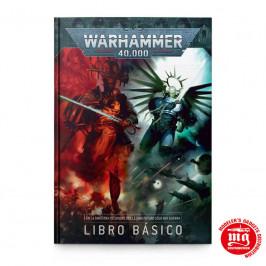 WARHAMMER 40000 LIBRO BASICO EN CASTELLANO WARHAMMER 40000 03 04 01 99 124
