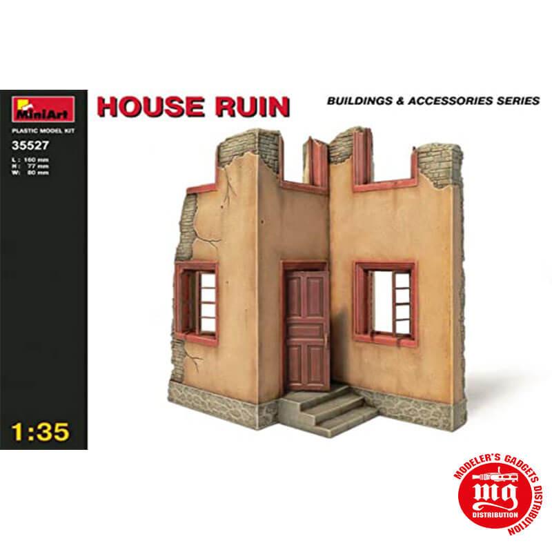 HOUSE RUIN MINIART 35527