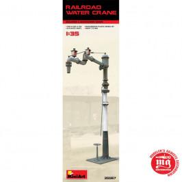 RAILROAD WATER CRAINE MINIART 35567