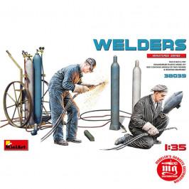 WELDERS MINIART 38039