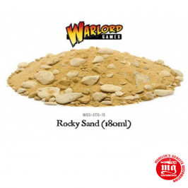 ROCKY SAND BATTLEFIELDS AND BASING WARLORD GAMES WGS-STG-15