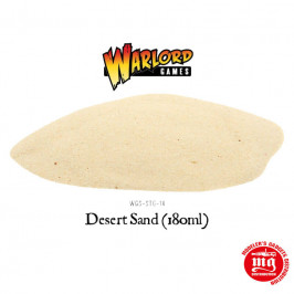 DESERT SAND BATTLEFIELDS AND BASKING WARLORD WGS-STG-14