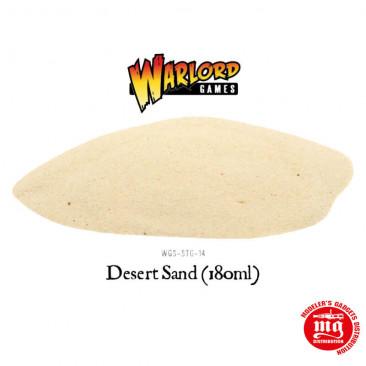 DESERT SAND BATTLEFIELDS AND BASKING WARLORD WGS-STG-14