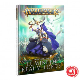 BATTLETOME LUMINETH REALM LORDS INGLES GAMES WORKSHOP 60 03 02 10 008