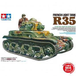 FRENCH LIGHT TANK R35 TAMIYA 35373
