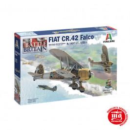 FIAT CR.42 FALCO ITALERI 1437