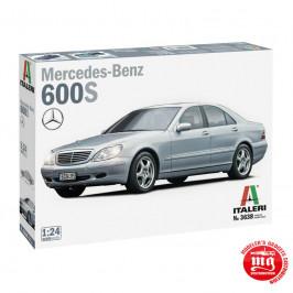 MERCEDES BENZ 600S ITALERI 3638