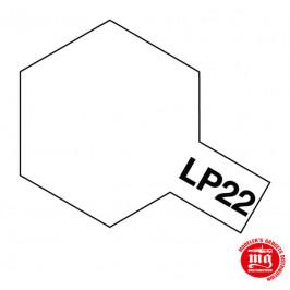 PINTURA LACA TAMIYA LP-22 FLAT BASE