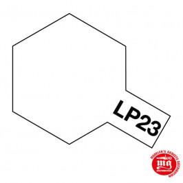 PINTURA LACA TAMIYA LP-23 FLAT CLEAR