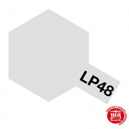 PINTURA LACA TAMIYA LP-48 SPARKLING SILVER