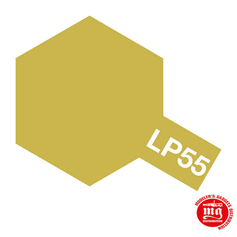 PINTURA LACA TAMIYA LP-55 DARK YELLOW 2