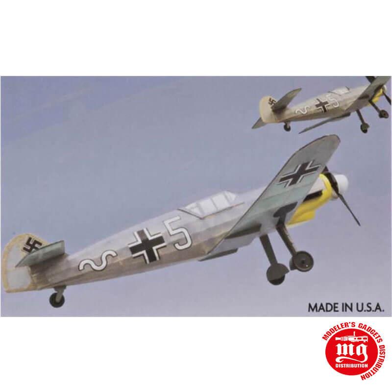 ME-109G FLYING MODEL DUMAS AIRCRAFT KIT 225