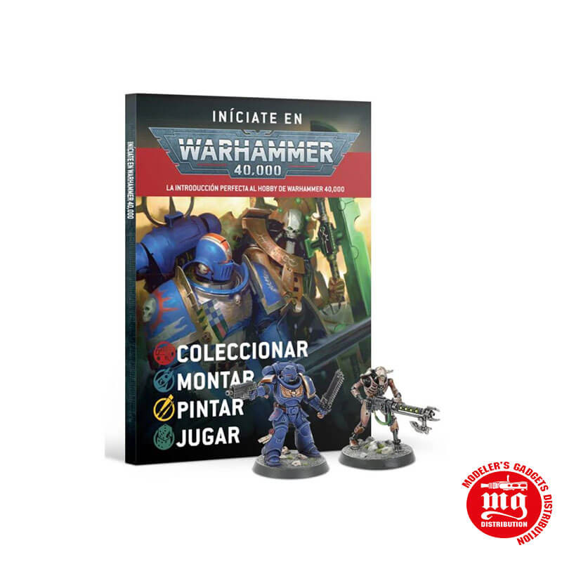 INICIATE EN WARHAMMER 40000 GAMES WORKSHOP 03 04 01 99 131