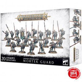 OSSIARCH BONEREAPERS MORTEK GUARD WARHAMMER AGE OF SIGMAR 94-25