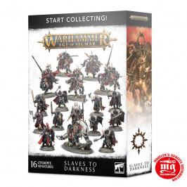 START COLLECTING SLAVES TO DARKNESS WARHAMMER AGE OF SIGMAR 70-83