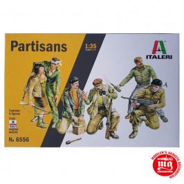 PARTISANOS ITALERI 6556
