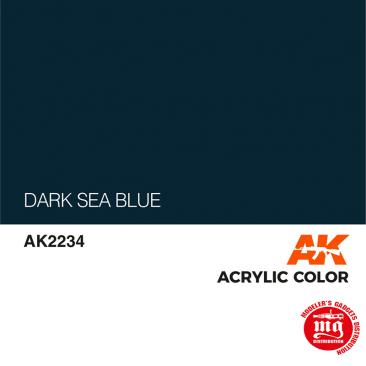 DARK SEA BLUE AK2234