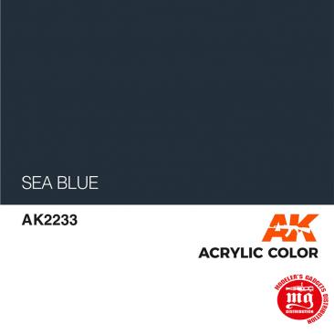 SEA BLUE AK 2233