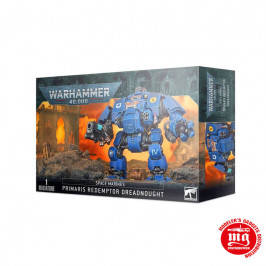 SPACE MARINES PRIMARIS REDEMPTOR DREADNOUGHT WARHAMMER 40000 48-77
