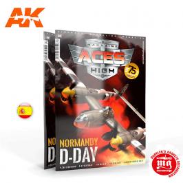 ACES HIGH 16 DIA D NORMANDIA AK2934