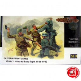 EASTERN FRONT SERIES KIT Nº3 HAND TO HAND FIGHT 1941-1942 MASTER BOX MB3524