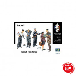 MAQUIS FRENCH RESISTANCE MASTER BOX MB3551