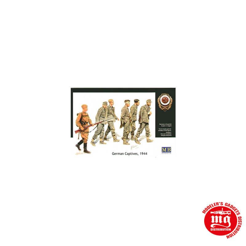GERMAN CAPTIVES 1944 MASTER BOX MB3517